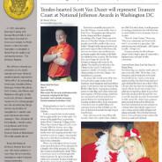 Van Duzer Founder Receives Jefferson Award