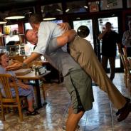 The President's Bear Hug
